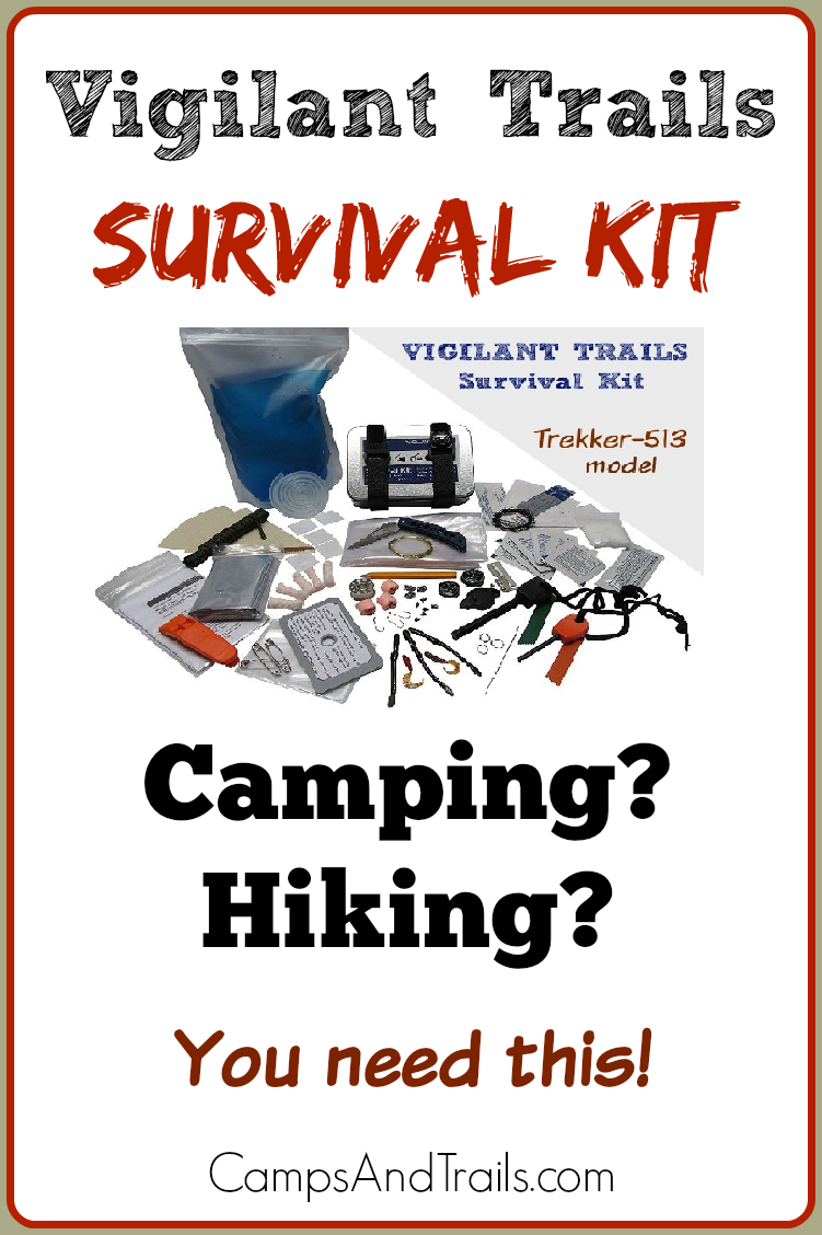 Vigilant Trails Survival Kit