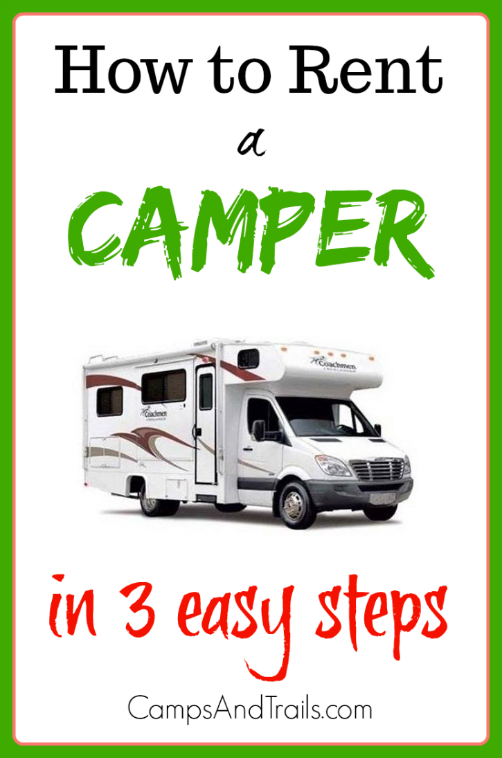 How to rent a camper