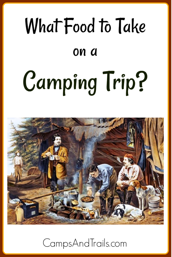 What Food to Take on a Camping Trip