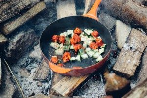 dry camping foods
